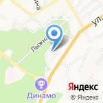 Медовая кладовая Алтая на карте Барнаула