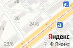 Схема проезда до компании Green Spark в Барнауле