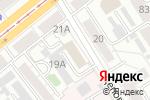 Схема проезда до компании Барнаульская сетевая компания в Барнауле