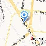 Русфинанс банк на карте Барнаула