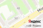 Схема проезда до компании ВеГа в Барнауле