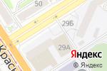 Схема проезда до компании Хлеб да соль в Барнауле