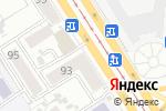 Схема проезда до компании Кварта в Барнауле