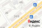 Схема проезда до компании ИНВИТРО в Барнауле
