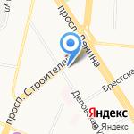 Азбука Шитья на карте Барнаула