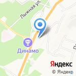 Радио Маяк на карте Барнаула