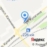 Алтайская региональная ассоциация по борьбе с наркоманией и наркобизнесом на карте Барнаула