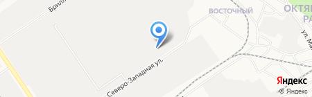 2ГИС на карте Барнаула