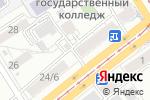Схема проезда до компании Билет-Алтай в Барнауле