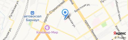 Центр печати и фото на карте Барнаула