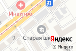 Схема проезда до компании Фирма Парацельс в Барнауле