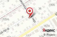 Схема проезда до компании ОкМолоко в Подольске