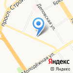 BARBARISTA Coffee на карте Барнаула