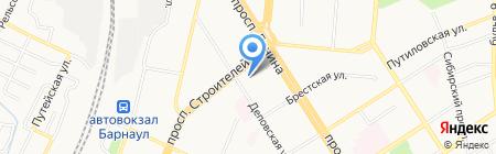 CIEL Parfum на карте Барнаула
