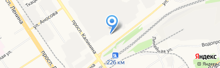 AUTOPART22 на карте Барнаула