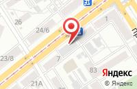 Схема проезда до компании Новосибирская Региональная Компания По Реализации Газа в Барнауле