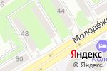 Схема проезда до компании Карьера в Барнауле