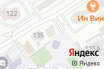 Схема проезда до компании Бухгалтерия без проблем в Барнауле