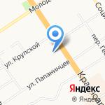 Веритас на карте Барнаула