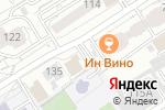 Схема проезда до компании Партнер в Барнауле
