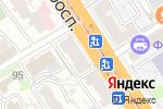 Схема проезда до компании Башмак & Башмачок в Барнауле