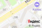 Схема проезда до компании Алтайский государственный аграрный университет в Барнауле