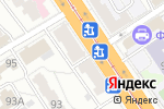 Схема проезда до компании Хлебница в Барнауле
