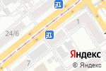 Схема проезда до компании СЕРЕБРЯНЫЙ КЛУБ в Барнауле