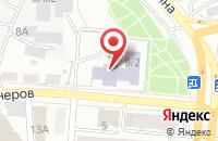 Схема проезда до компании Экспериментальное Творческое Объединение Проспект в Барнауле