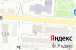 Схема проезда до компании ЕК в Барнауле