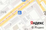 Схема проезда до компании Союз молодых активистов в Барнауле