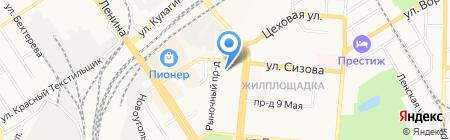 Дхарма на карте Барнаула