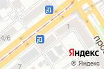 Схема проезда до компании Магазин колгот в Барнауле