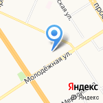 Selfie на карте Барнаула