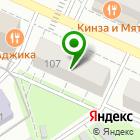 Местоположение компании Творческая мастерская Александра Деринга