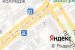 Схема проезда до компании S7 Airlines в Барнауле