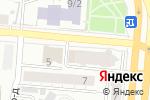Схема проезда до компании Сервис22.рф в Барнауле
