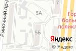 Схема проезда до компании Адонай в Барнауле