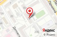 Схема проезда до компании Самоделкин.ру в Ямном
