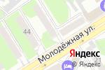 Схема проезда до компании Selfie в Барнауле