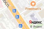 Схема проезда до компании Subway в Барнауле