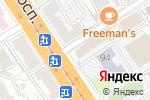 Схема проезда до компании GsmDoc в Барнауле