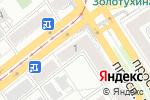 Схема проезда до компании А Групп в Барнауле