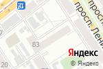 Схема проезда до компании Детский сад №55 в Барнауле