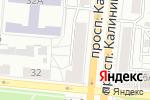 Схема проезда до компании Сбербанк России в Барнауле