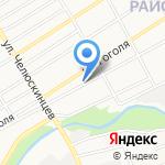 Авто Алтай Спас на карте Барнаула