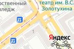 Схема проезда до компании Respect в Барнауле