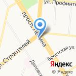 Всё для шитья и рукоделия на карте Барнаула