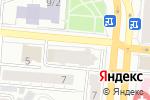 Схема проезда до компании KING в Барнауле