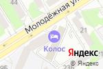 Схема проезда до компании Время обеда в Барнауле